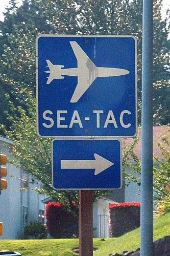 Sea-Tac Airport trailblazer