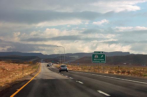Utah interstate 15