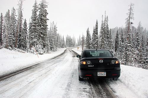 Utah U. S. highway 91