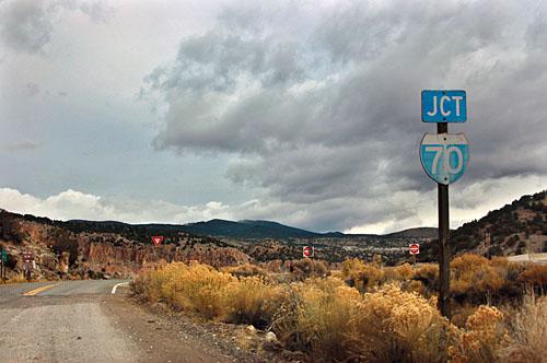 Utah interstate 70