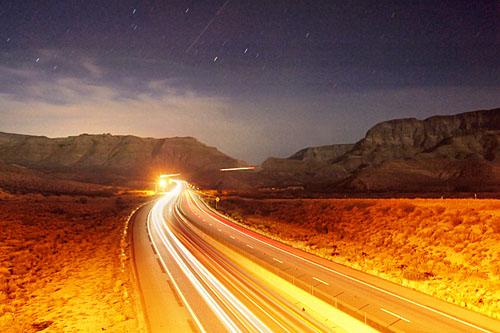 Arizona U. S. highway 91, Arizona interstate 15