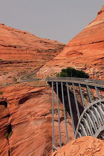 Arizona U. S. highway 89A