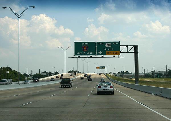 Ez Tag Houston >> Texas @ AARoads - West Sam Houston Tollway - Outer Loop