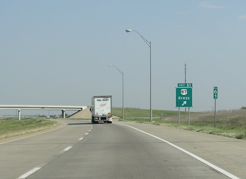 Interstate 27 • Images Video Information