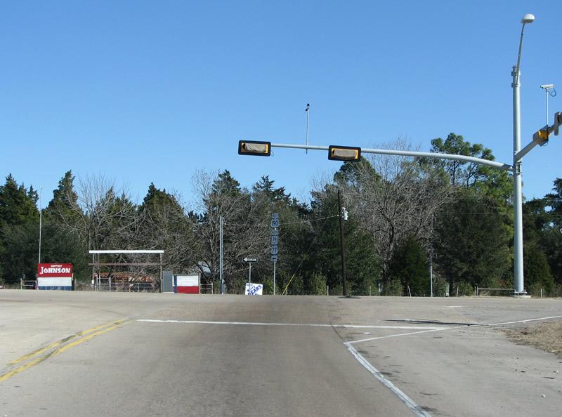 Texas @ AARoads - U S  Highway 77 North (Rockdale to Waco)