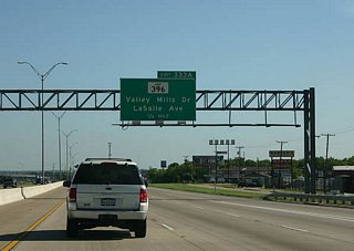 Interstate 35 North - McLennan County - AARoads - Texas Highways
