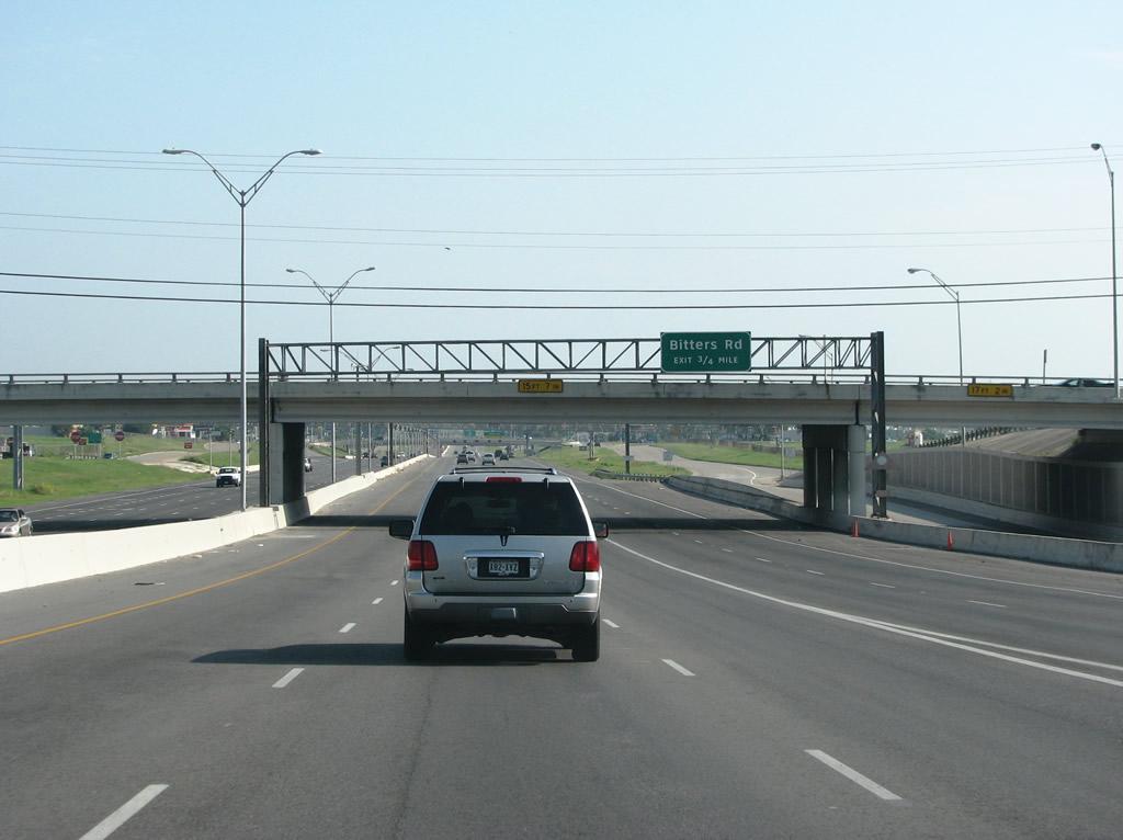 U S 281 North San Antonio To Comal County Aaroads