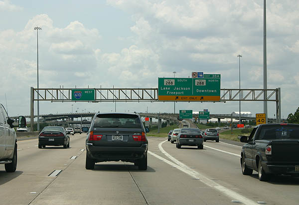 Interstate 610 West - South Loop - AARoads - Texas Highways