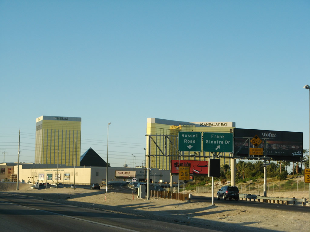 Casino off the 15 freeway