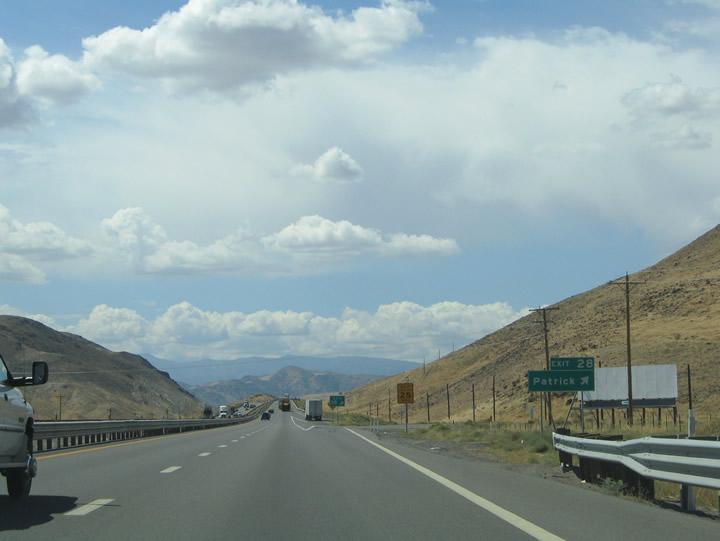 Nevada Aaroads Interstate 80 West Fernley To Sparks