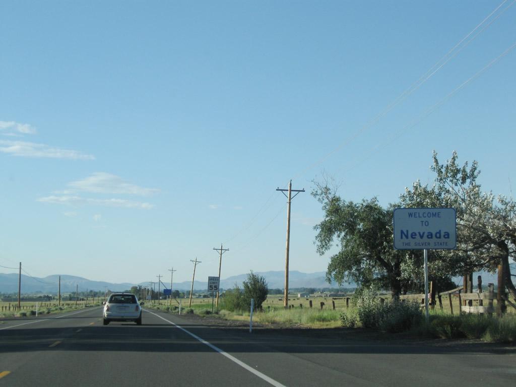 Nevada @ AARoads - Nevada 88