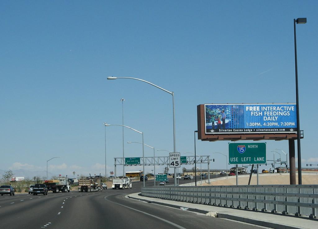 Pahrump To Las Vegas >> Nevada @ AARoads - Nevada 160