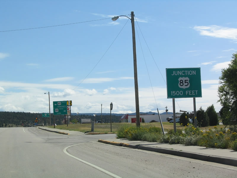 Wyoming Aaroads U S Highway 16