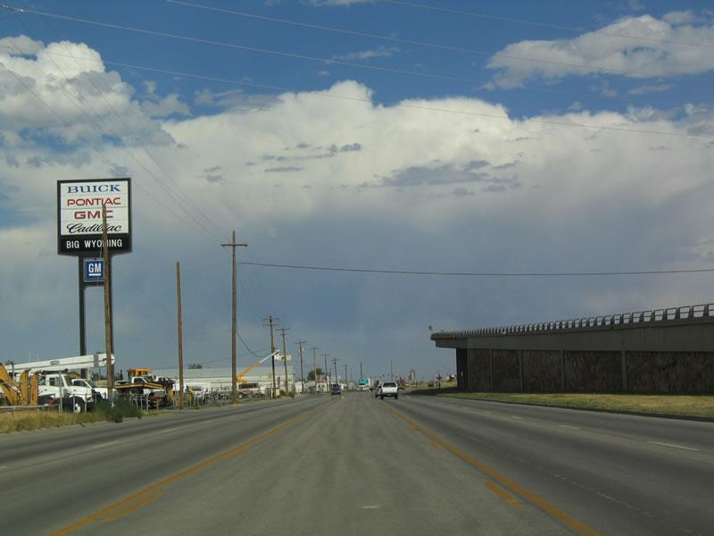 Evansville Car Dealerships >> Wyoming @ AARoads - Business U.S. Highway 20-26 in Casper