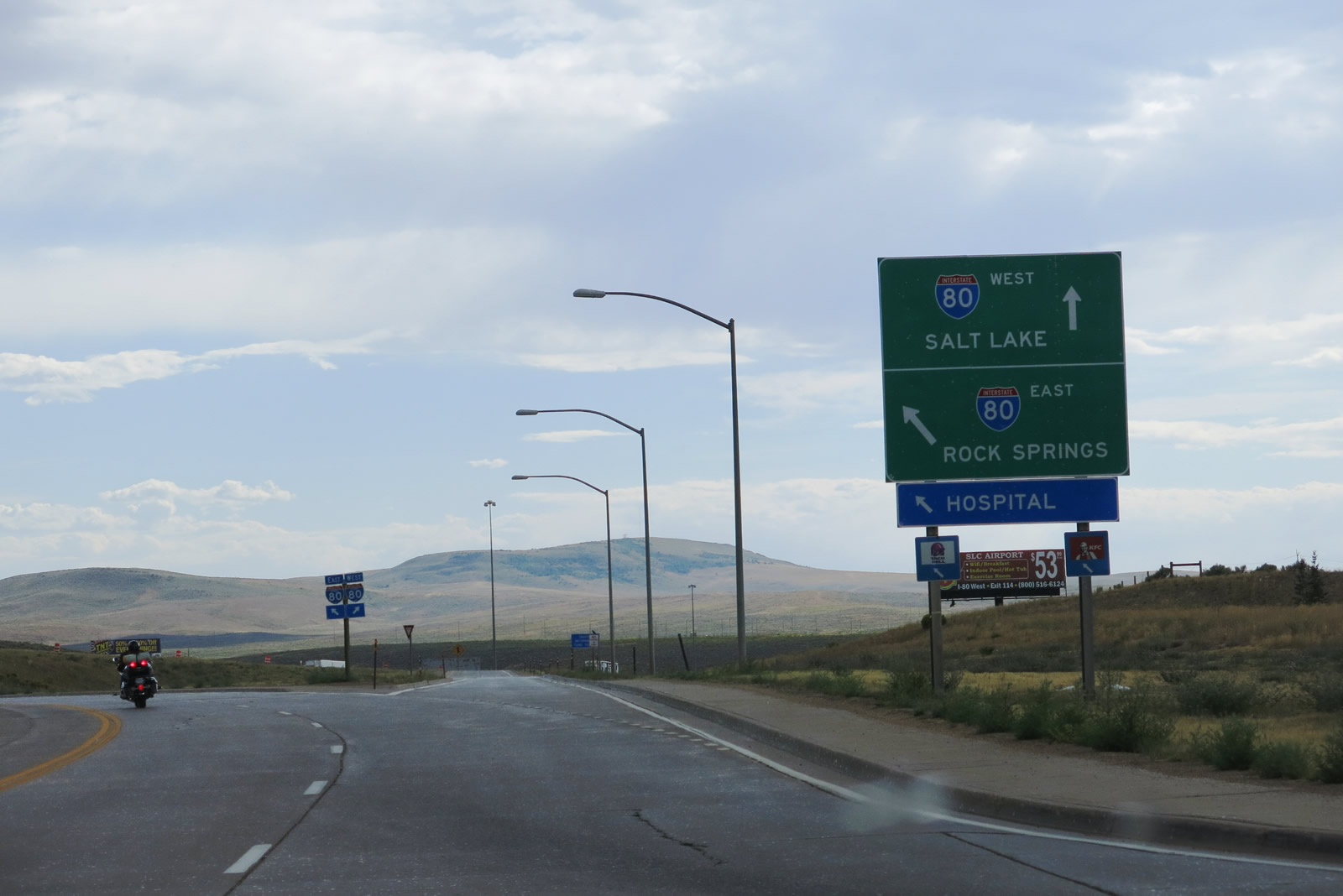 How Far Is Evanston Wyoming From Salt Lake City