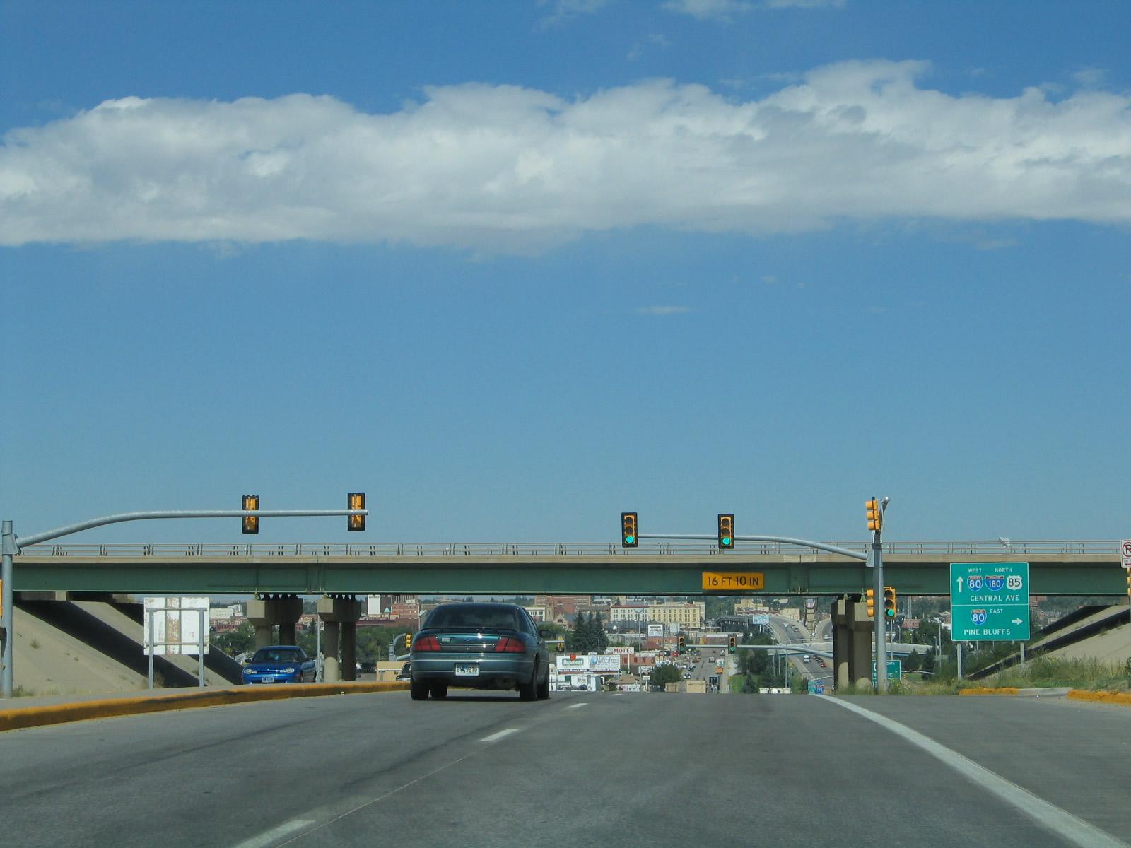 Highway Guide Wyoming AARoads Interstate