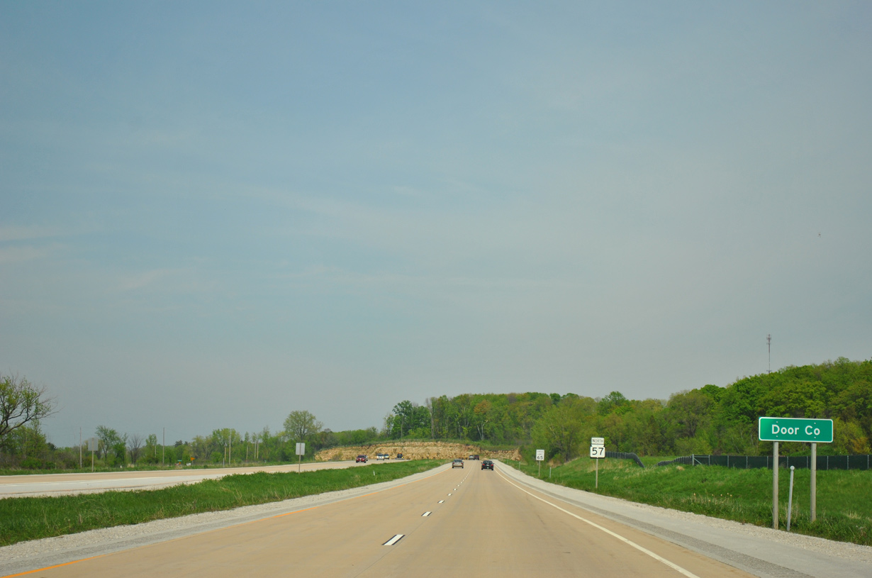 State Trunk Highway 57 North - Green Bay to Door County