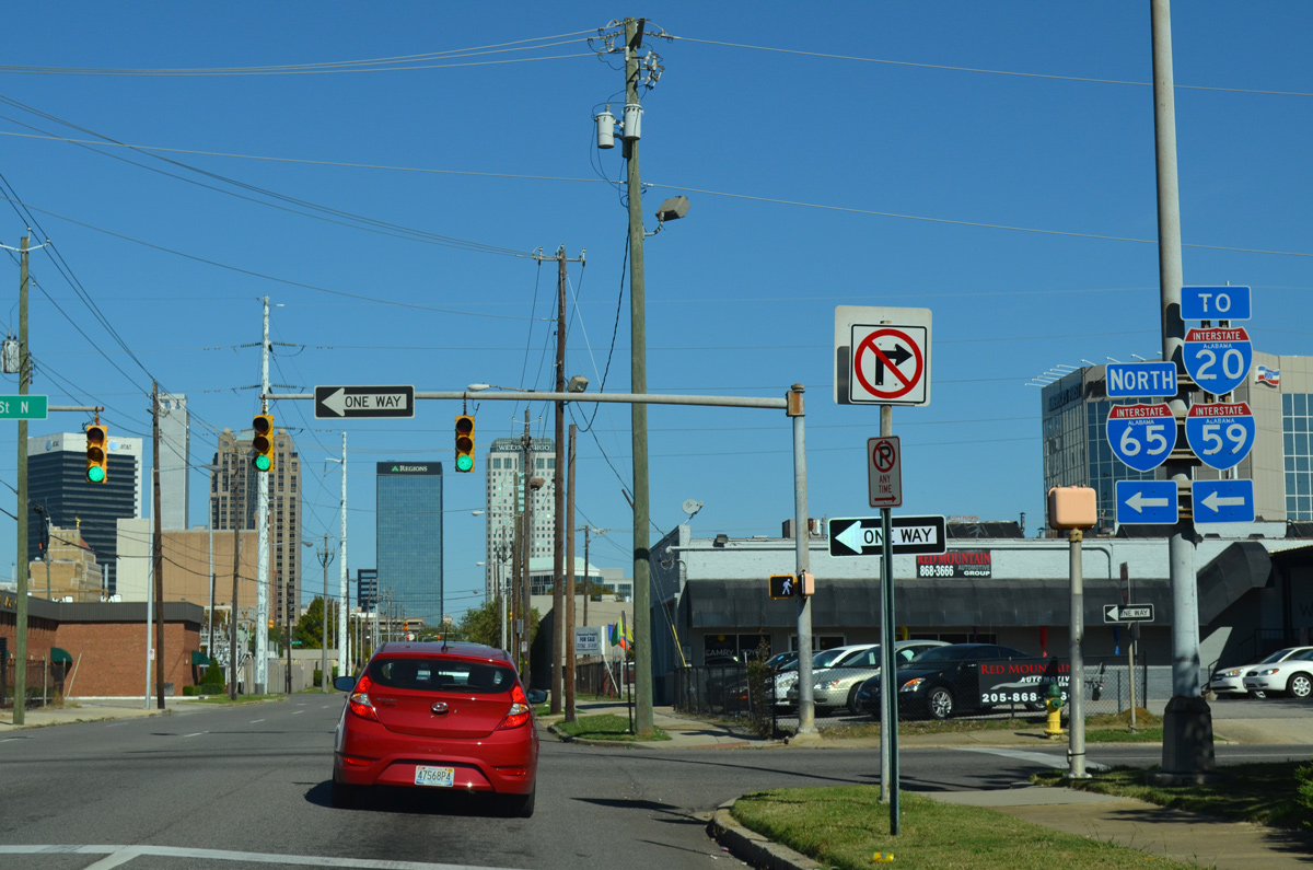 5th Avenue North Birmingham AARoads
