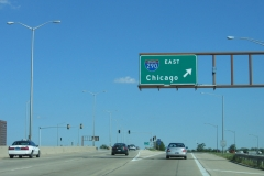East at I-290