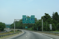 I-26 west ahead of I-40 / 240