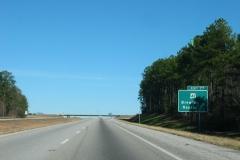 I-65 north at SR 41
