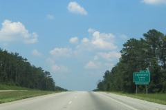 1 mile south of Exit 83