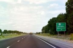 I-65 north at Exit 93