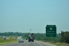 South at Exit 186 / US 31