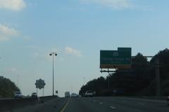 3/4 mile north of SR 119