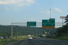 South at SR 119