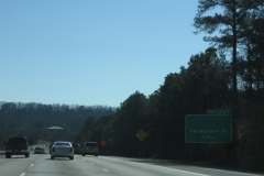 1 mile north of Exit 247