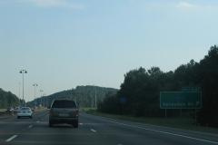 South at Exit 247 / CR 17