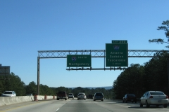 1 mile north of I-459