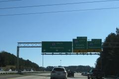 South at I-459