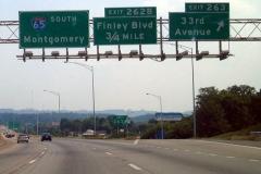 South at Exit 263