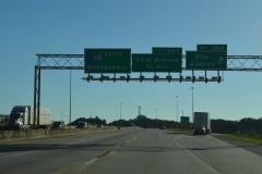 South at Exit 264