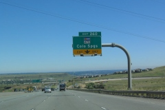 I-70 east at C-470