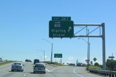 I-70 east at SH 391
