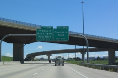 I-70 east at I-225