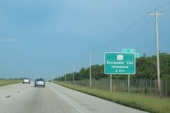 2 miles east of SR 29