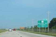 1 mile east of SR 29