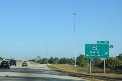 North at Exit 107 / CR 896