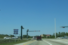 North at CR 846 / Exit 111