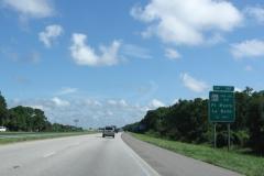 1/2 mile south of SR 80