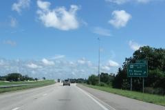 North at SR 80 / Exit 141
