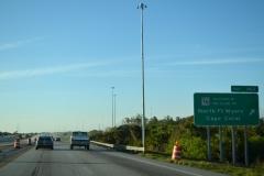 North at SR 78 / Exit 143