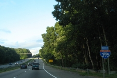 I-395 north of Route 85