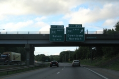 I-395 north at old Exit 80E