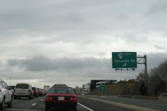 I-95/495 south at VA 241