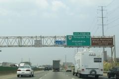 1/2 mile east of VA 241